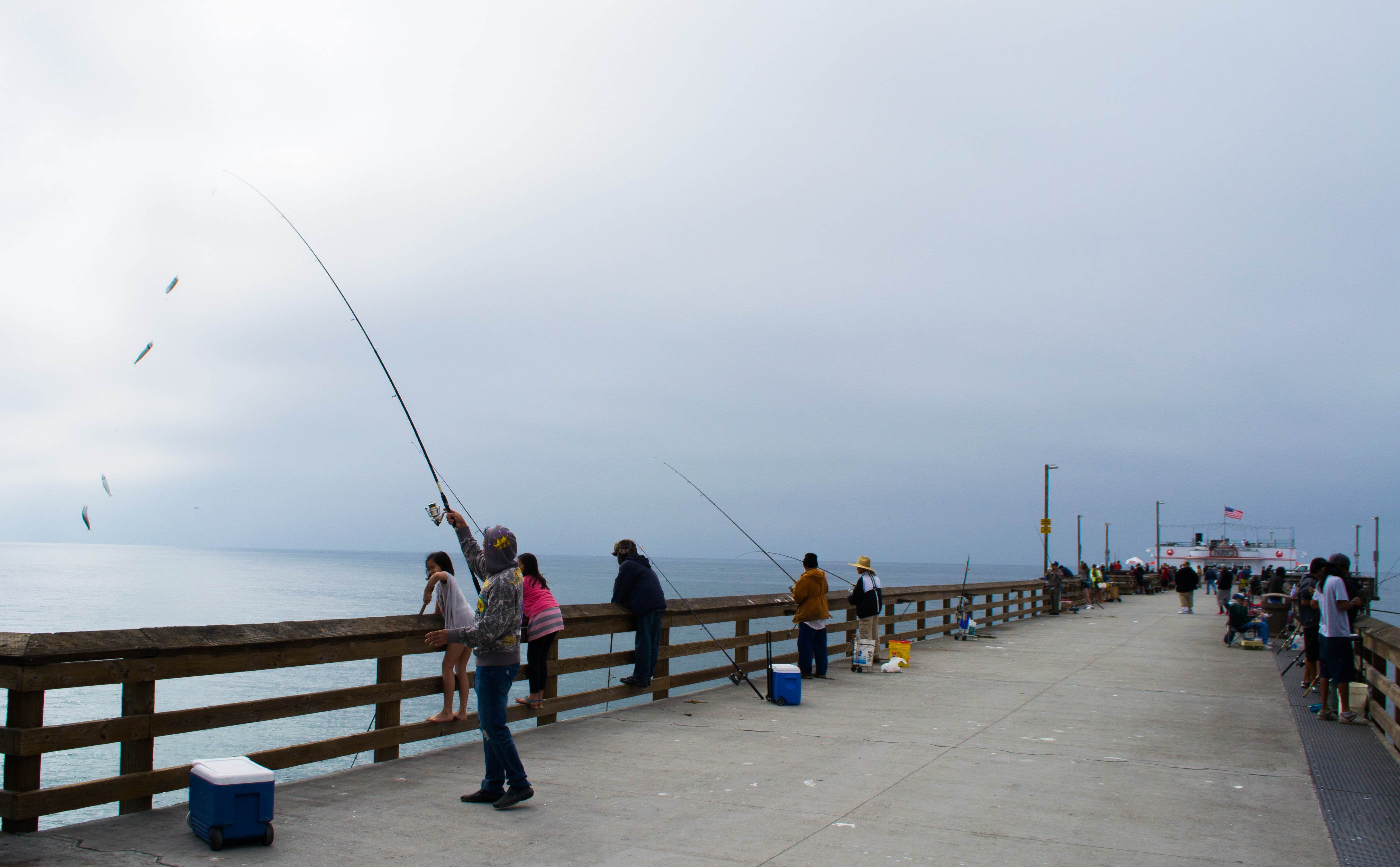 San francisco 39 s free fishing day 2015 pacific tradewinds for Day fishing license ca