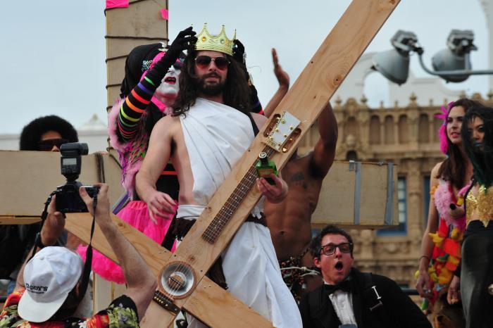 San Francisco Hunky Jesus